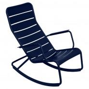 Крісло-гойдалка Luxembourg 4166 Deep Blue (416692) - Крісло-гойдалка Luxembourg Fermob