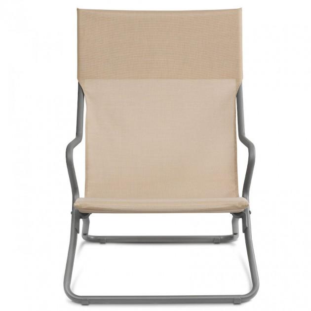 Крісло-шезлонг Horizon Noisette (lfm9000-9077) - Пляжні шезлонги Lafuma