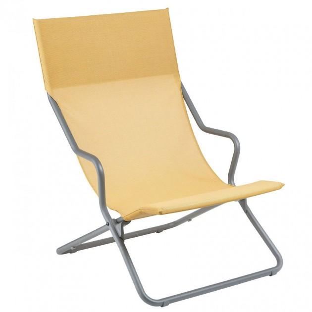 Крісло-шезлонг Horizon Safran (lfm9000-9441) - Пляжні шезлонги Lafuma