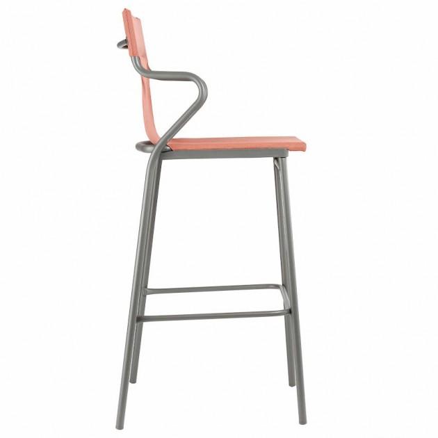 Барний стілець Horizon Terre Cuite (lfm9006-9078) - Вуличні барні стільці Lafuma
