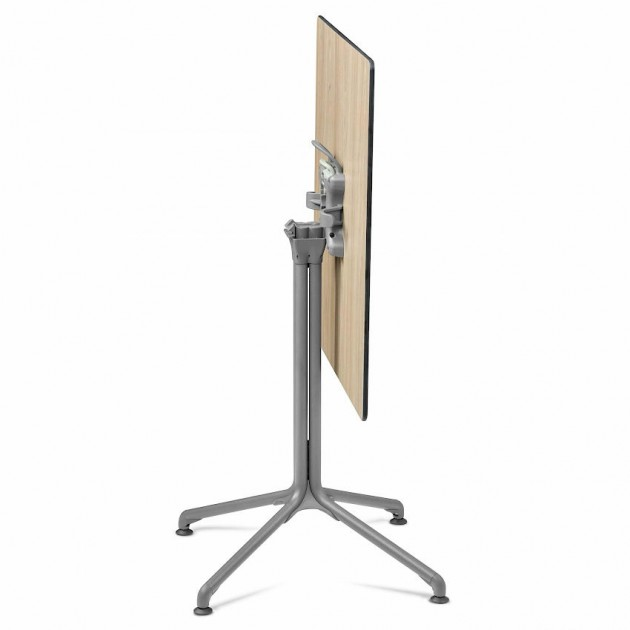 Квадратний стіл Horizon Bois (lfm9004-9073) - Обідні столи Lafuma