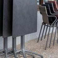 Квадратний стіл Horizon Mineral (lfm9004-9074) - Обідні столи Lafuma