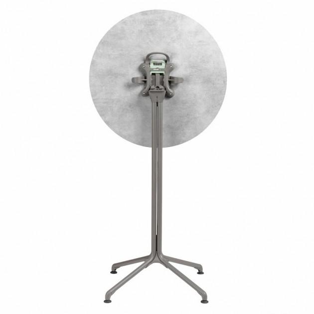 Барний стіл Horizon Ciment (lfm9007-9442) - Барні столи Lafuma