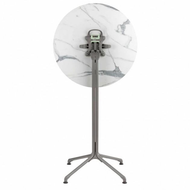 Барний стіл Horizon Marbre Blanc (lfm9007-9444) - Барні столи Lafuma