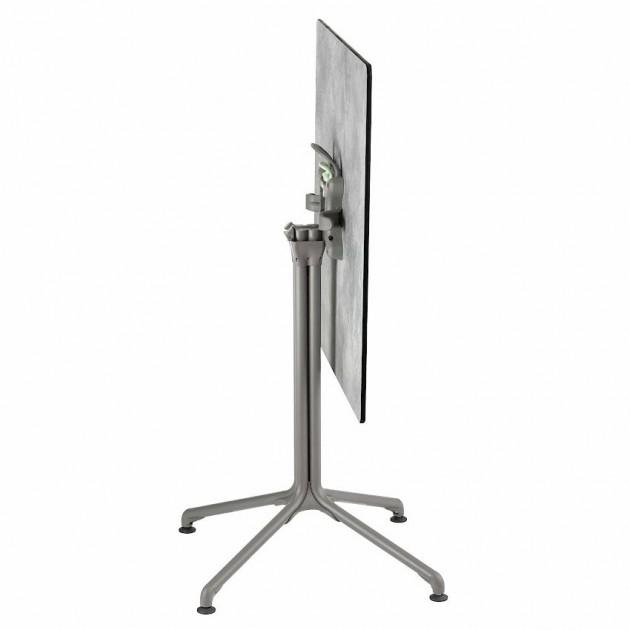 Квадратний стіл Horizon Ciment (lfm9016-9442) - Обідні столи Lafuma