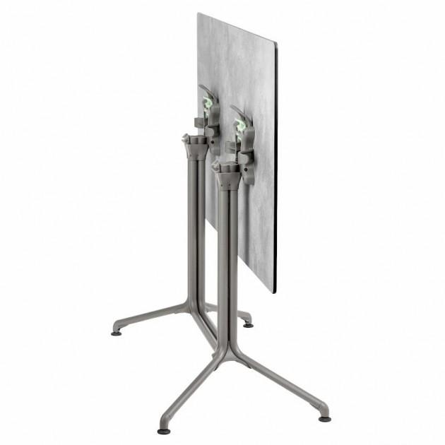 Прямокутний стіл Horizon Ciment (lfm9017-9442) - Обідні столи Lafuma