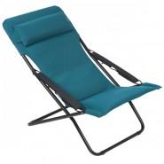 Крісло-шезлонг Transabed Coral Blue (lfm2459-6893) - Крісла-шезлонги Lafuma