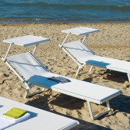 Пляжний шезлонг Magnani (175501) - Пляжні шезлонги Magnani