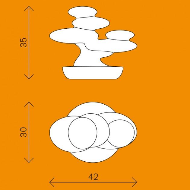 Світильник Bonsai (60159110) - Світильники Myyour