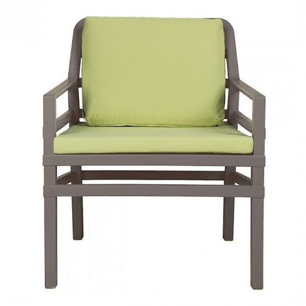Крісло Aria Tortora (40330.10.061.061) - Крісла для вуличних кафе Nardi
