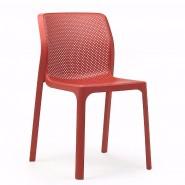 Стілець Bit Corallo (40328.75.000) - Стільці для вуличних кафе Nardi