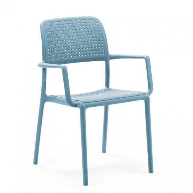 Стілець Bora Celeste (40242.39.000) - Стільці для вуличних кафе Nardi