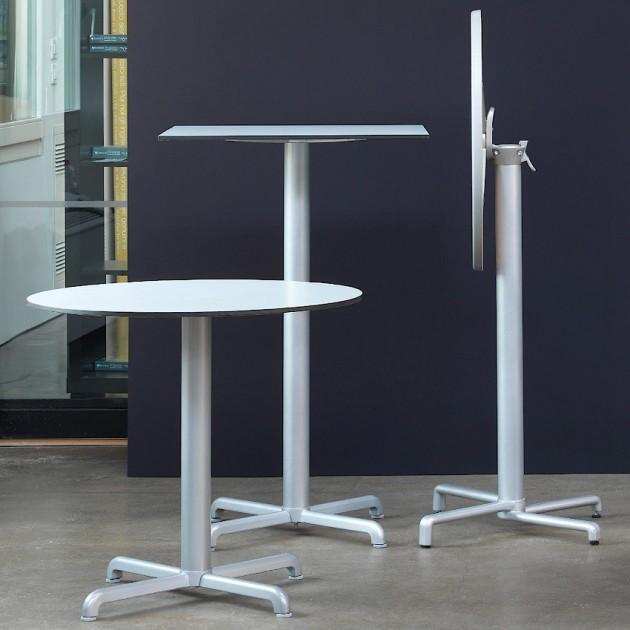 База для стола Calice ALU High (52754.00.000) - Підстілля Nardi