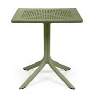 Пластиковий стіл Clip 70 Agave (40084.16.000) - Обідні столи Nardi