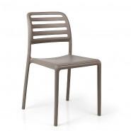 Стілець Costa Bistrot Tortora (40245.10.000.06) - Стільці для літніх кафе Nardi