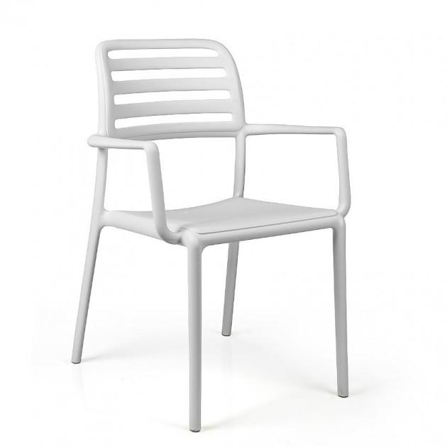 Крісло Costa Bianco (40244.00.000.06) - Вуличні крісла для кафе Nardi