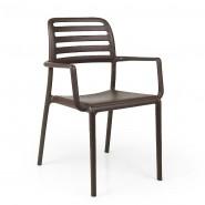 Крісло Costa Caffe (40244.05.000.06) - Вуличні крісла для кафе Nardi