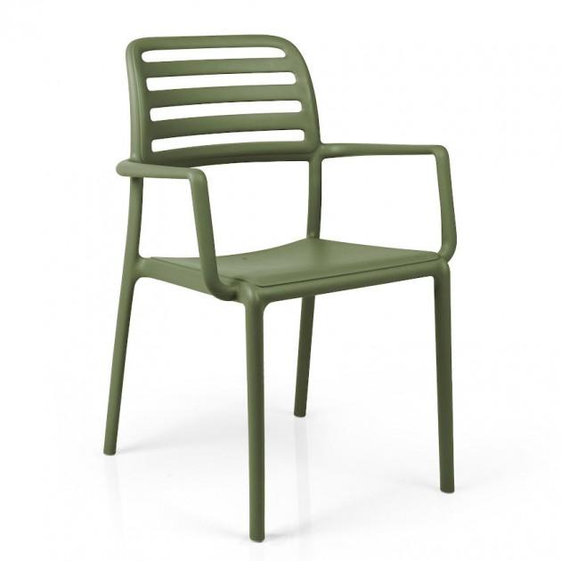 Крісло Costa Agave (40244.16.000.06) - Вуличні крісла для кафе Nardi