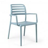 Стілець Costa Celeste (40244.39.000) - Стільці для вуличних кафе Nardi