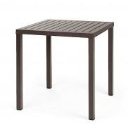 Квадратний стіл Cube 70 Caffe (47857.05.000) - Обідні столи Nardi