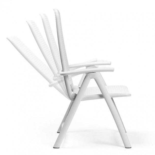 Крісло-шезлонг Darsena Antracite (40316.02.000) - Пляжні шезлонги Nardi
