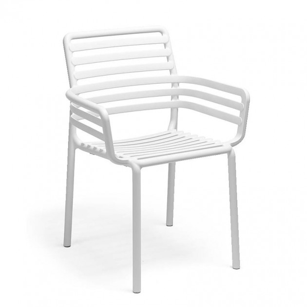 Крісло Doga Bianco (40254.00.000) - Крісла Doga Nardi