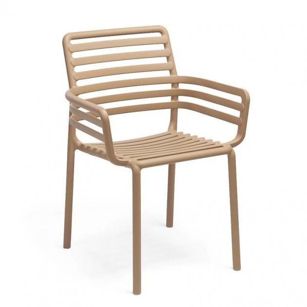 Крісло Doga Cappuccino (40254.14.000) - Крісла Doga Nardi