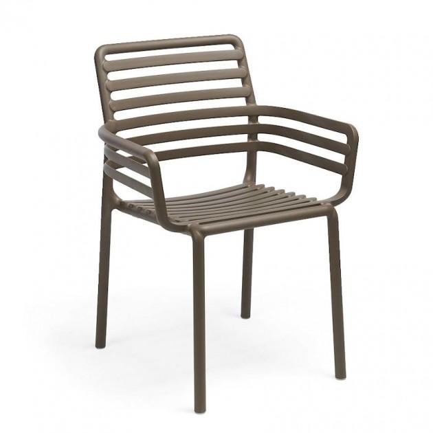 Крісло Doga Tabacco (40254.53.000) - Крісла Doga Nardi
