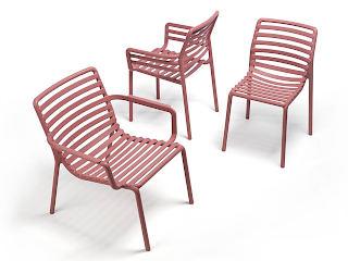 Стільці і крісла Doga