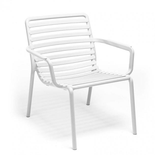 Крісло Doga Relax Bianco (40256.00.000) - Крісла Doga Relax Nardi