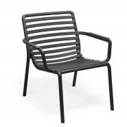 Крісло Doga Relax Antracite (40256.02.000) - Крісла Doga Relax Nardi