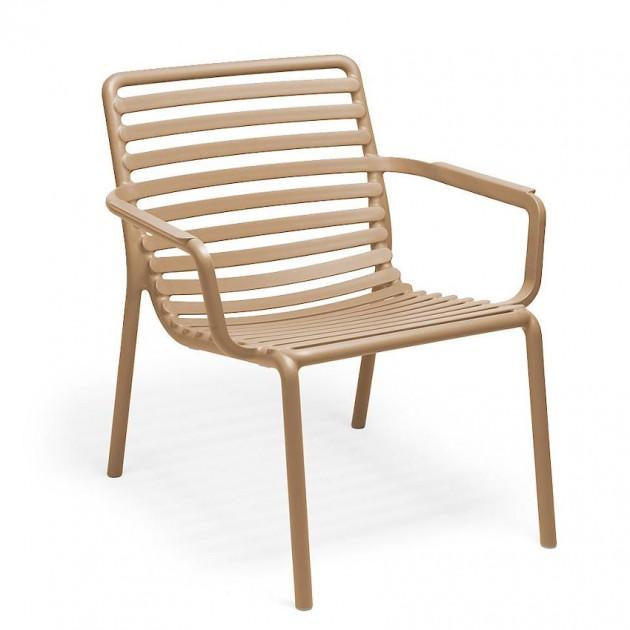 Крісло Doga Relax Cappuccino (40256.14.000) - Крісла Doga Relax Nardi