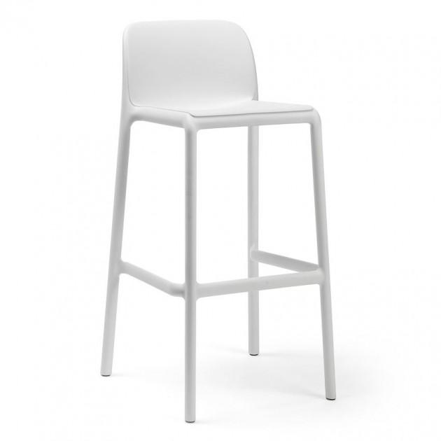 Барний стілець Faro Bianco (40346.00.000) - Вуличні барні стільці Nardi