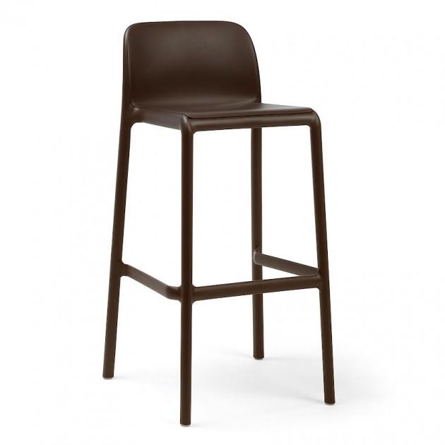 Барний стілець Faro Caffe (40346.05.000) - Вуличні барні стільці Nardi