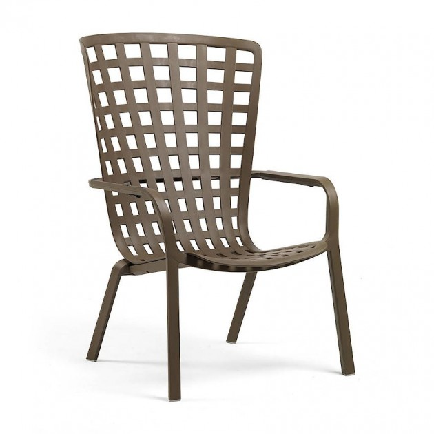 Крісло Folio Tabacco (40300.53.000) - Вуличні крісла для кафе Nardi