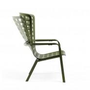 Крісло Folio Antracite (40300.02.000) - Вуличні крісла для кафе Nardi