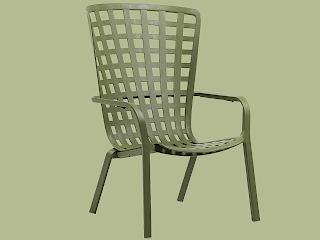 Лаунж-крісло Folio