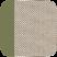 Кутовий модуль Komodo Angolo Agave Canvas Sunbrella® laminato