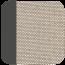 Модуль Komodo Centrale Antracite Canvas Sunbrella® laminato