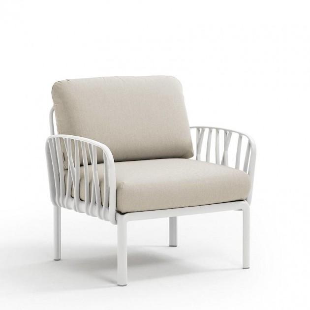 Модульне крісло Komodo Poltrona Bianco Tech Panama (40371.00.131) - Модульне крісло Komodo Poltrona Nardi