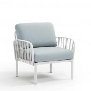 Модульне крісло Komodo Poltrona Bianco Ghiaccio Sunbrella® (40371.00.138) - Модульне крісло Komodo Poltrona Nardi