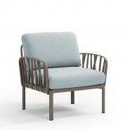 Модульне крісло Komodo Poltrona Tortora Ghiaccio Sunbrella® (40371.10.138) - Модульне крісло Komodo Poltrona Nardi