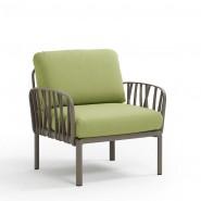 Модульне крісло Komodo Poltrona Tortora Avocado Sunbrella® (40371.10.139) - Модульне крісло Komodo Poltrona Nardi