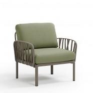 Модульне крісло Komodo Poltrona Tortora Giungla Sunbrella® (40371.10.140) - Модульне крісло Komodo Poltrona Nardi