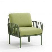 Модульне крісло Komodo Poltrona Agave Avocado Sunbrella® (40371.16.139) - Модульне крісло Komodo Poltrona Nardi