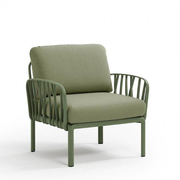 Модульне крісло Komodo Poltrona Agave Giungla Sunbrella® (40371.16.140) - Модульне крісло Komodo Poltrona Nardi