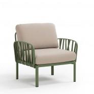 Модульне крісло Komodo Poltrona Agave Canvas Sunbrella® laminato (40371.16.170) - Модульне крісло Komodo Poltrona Nardi