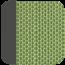 Модульне крісло Komodo Poltrona Antracite Avocado Sunbrella®