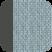 Модульне крісло Komodo Poltrona Antracite Ghiaccio Sunbrella®