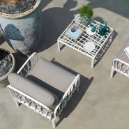 Модульне крісло Komodo Poltrona Antracite Tech Panama (40371.02.131) - Модульне крісло Komodo Poltrona Nardi